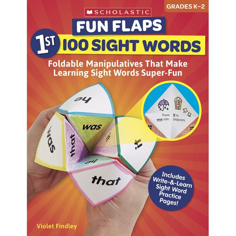 Fun Flaps 1st 100 Sight Wrd