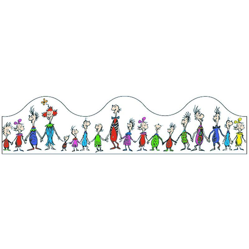 Dr Seuss Whoville Whos Trimmer
