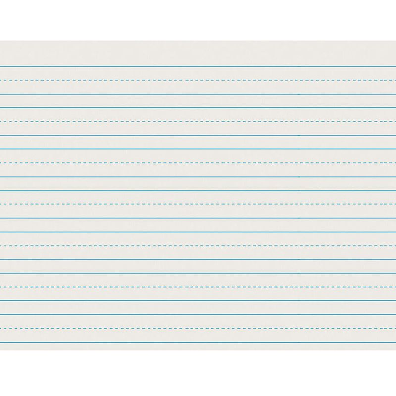 Writing Paper 500 Sht 11X8.5 3/4 In Rule Long