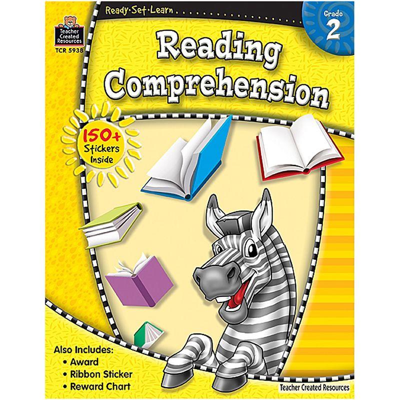 Ready Set Lrn Reading Comprehension Gr 2
