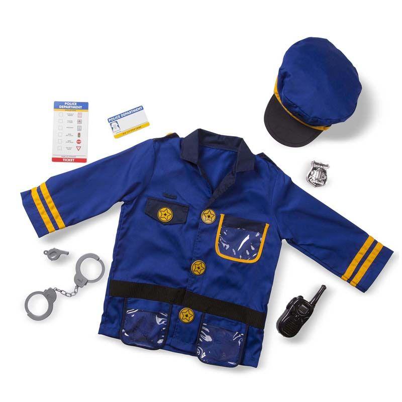 Police Officer Costume Set