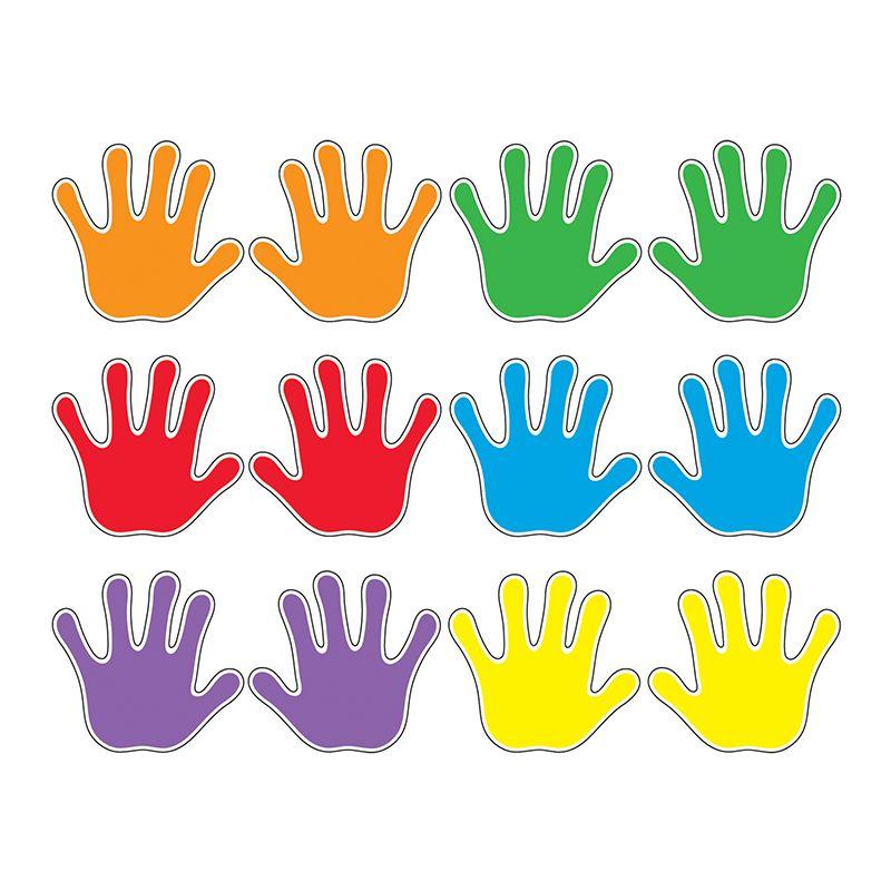 Handprints Variety Pk Classic Accents