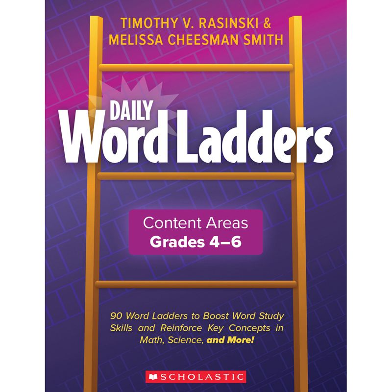 Daily Word Ladders Gr 4-6 Content Areas