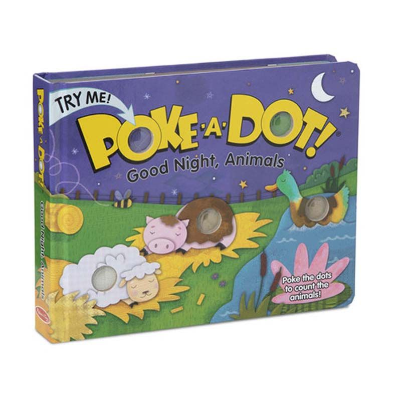 Poke A Dot Good Night Animals
