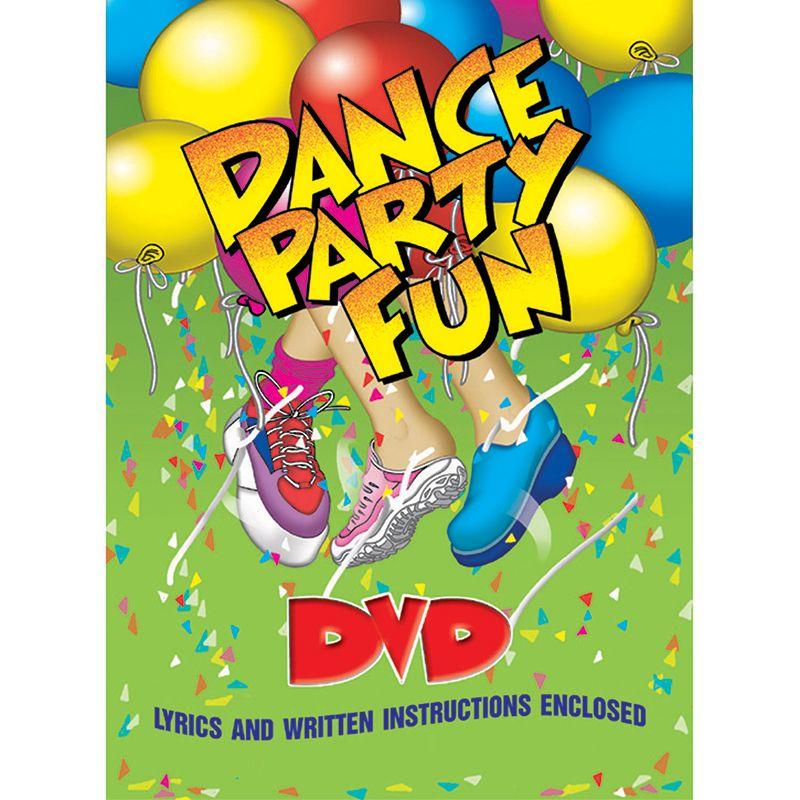 Dance Party Fun Dvd