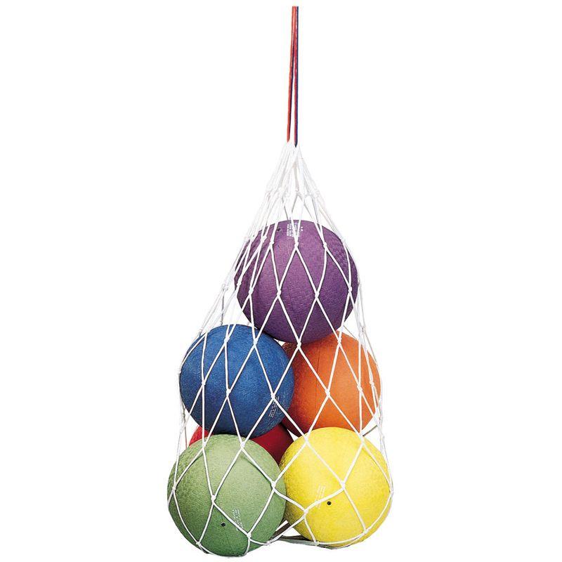 Ball Carry Net Bag 4 Mesh W/ Drawstring 24 X 36