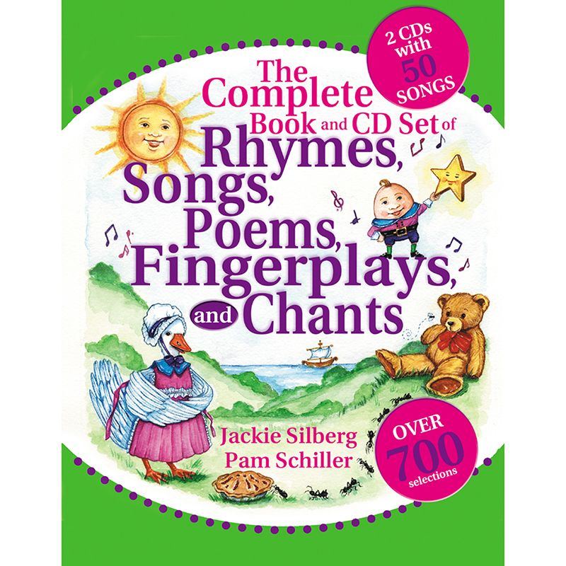 The Complete Book Of Rhymes Songs Poems Fingerplay
