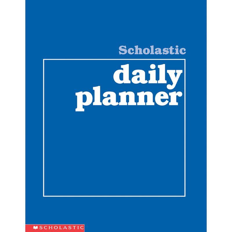 Scholastic Daily Planner Gr K-8
