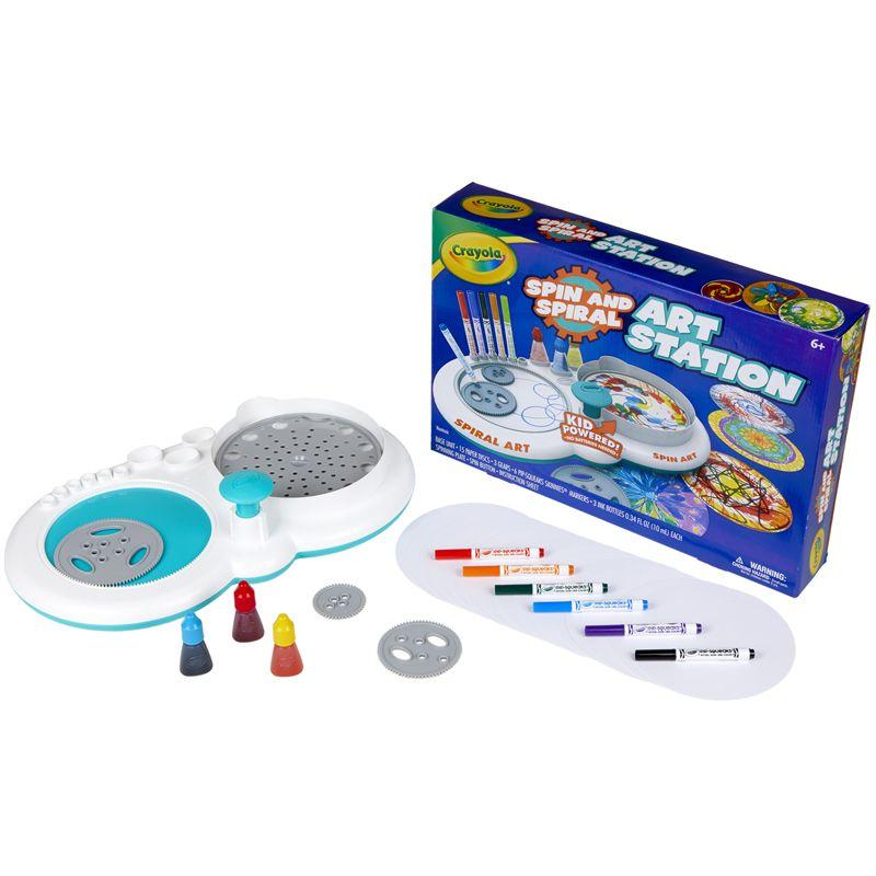Crayola Spin N Spiral Art Station