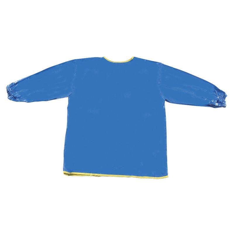 Long Sleeve Art Smock Blue