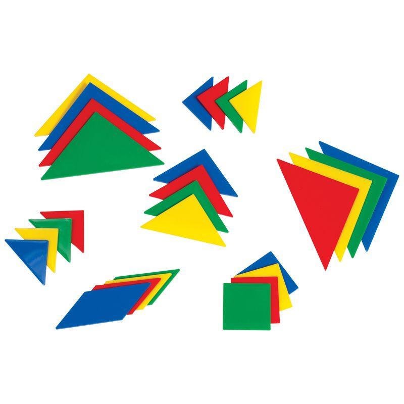 Tangrams Set Of 4