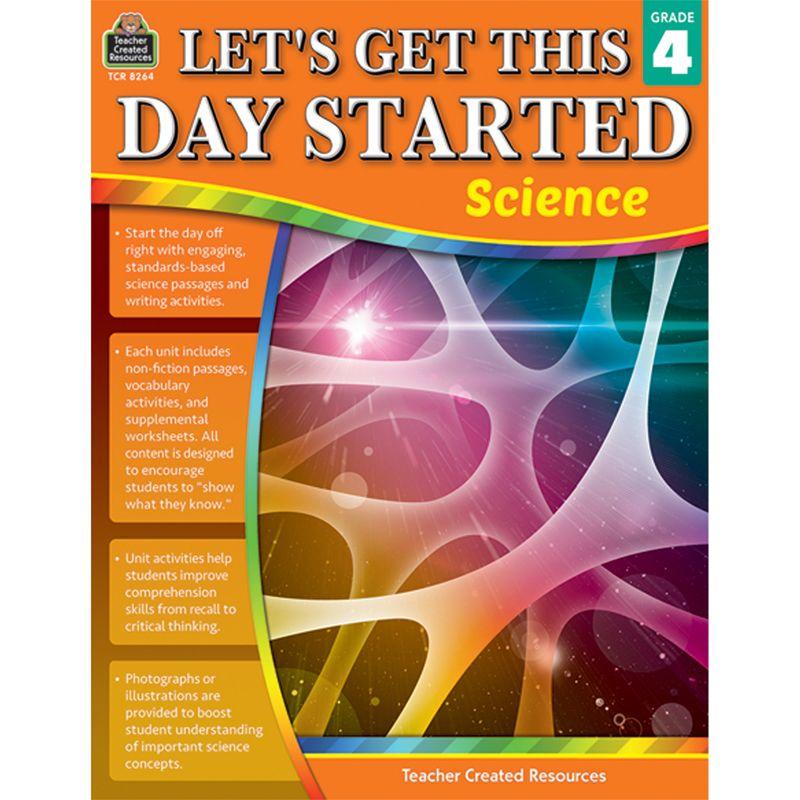 Lets Get Day Started Science Gr4