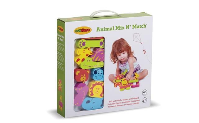 Animal Mix 'N Match