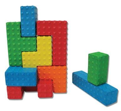 Sensory Puzzle Block