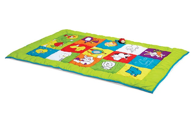 Double Sided Baby Mat