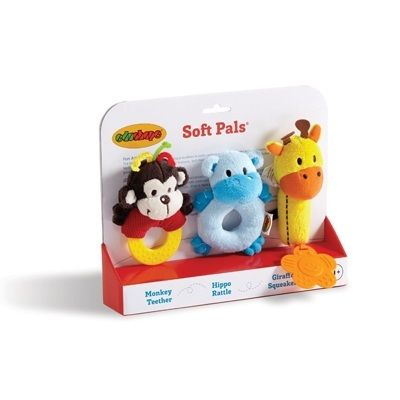 Soft Pal - Set Of 3