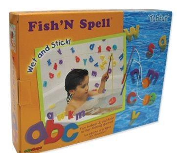 Fish 'N Spell