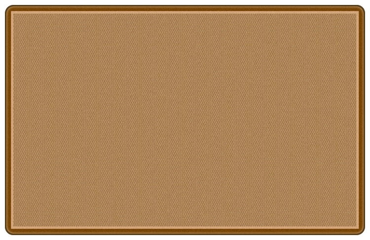 Flagship Carpets All Over Weave: Tan