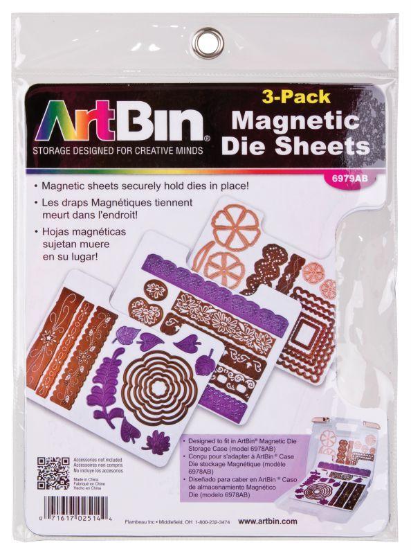 Magnetic Die Sheet Set