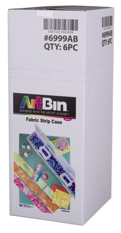 Fabric Strip Case