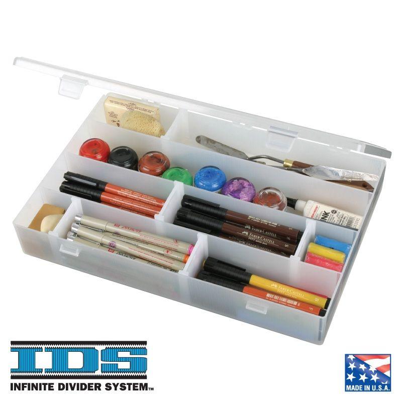 Ids Box W/8 Dividers