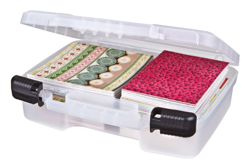 12 Inch Quick View™ Carrying Case-deep Base