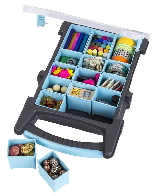 Quick View™ With Removable Bins