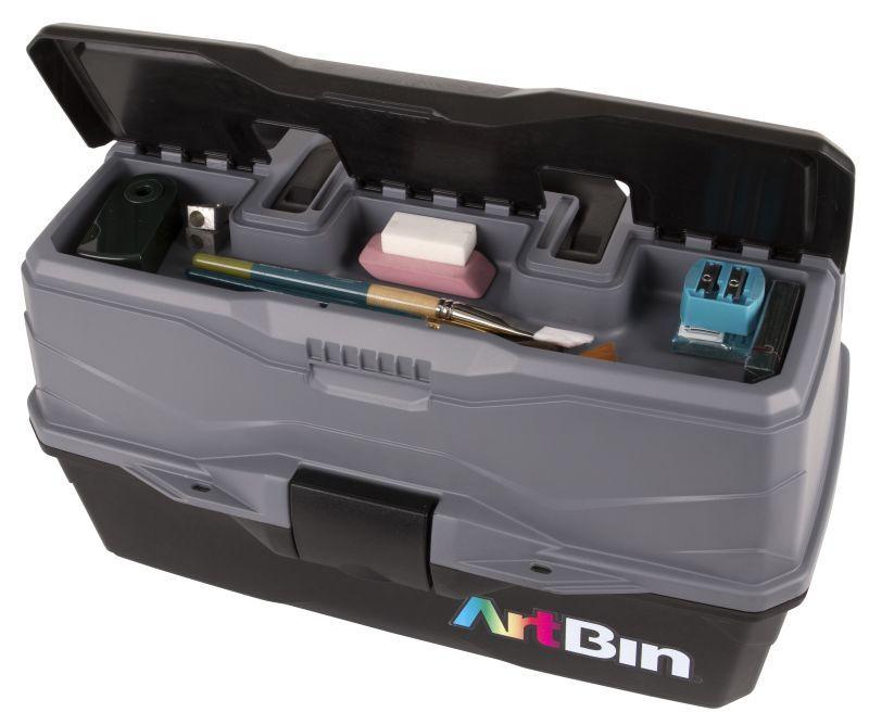 Artbin Three Tray Art Supply Box