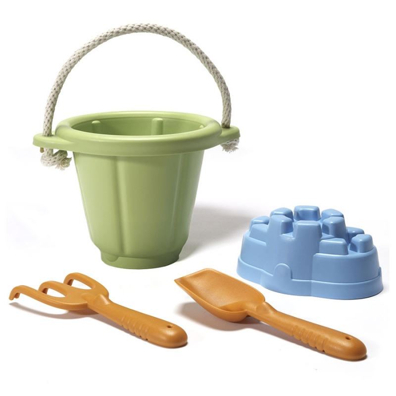Green Toys Green Sand Play Set For 18+ Months