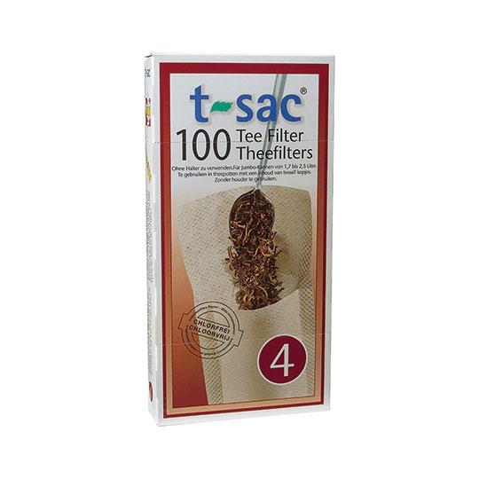 T-sac #4 Tea Filter #4 T-sac