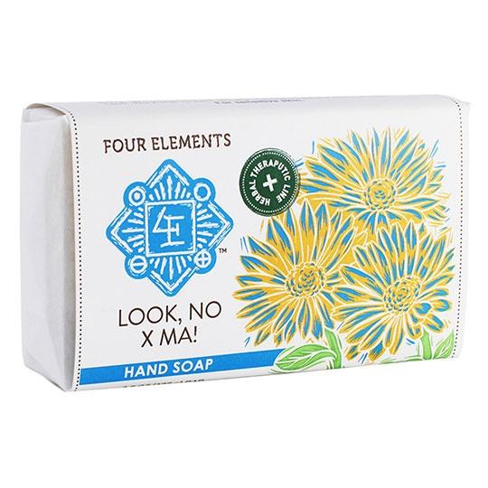 Four Elements Herbals Look, No X Ma! Soap 3.8 Oz.