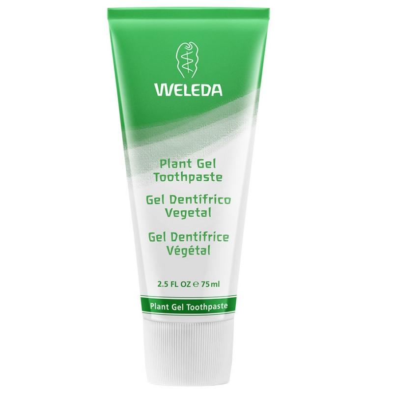 Weleda Fluoride-free Plant Gel Toothpaste 2.5 Oz.
