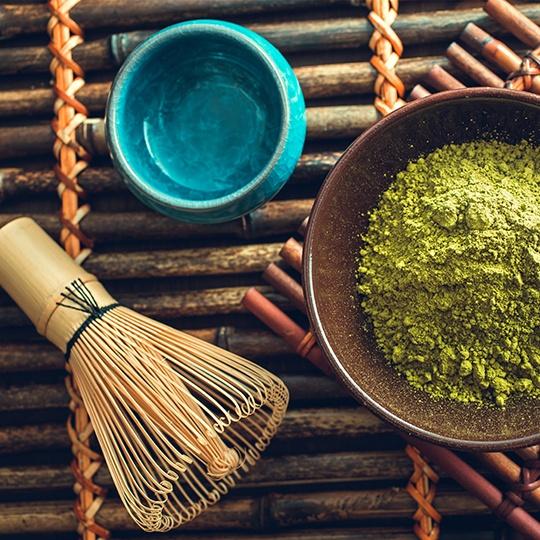 Helen's Asian Kitchen 80 Tines Bamboo 4.5-inch Matcha Tea Whisk
