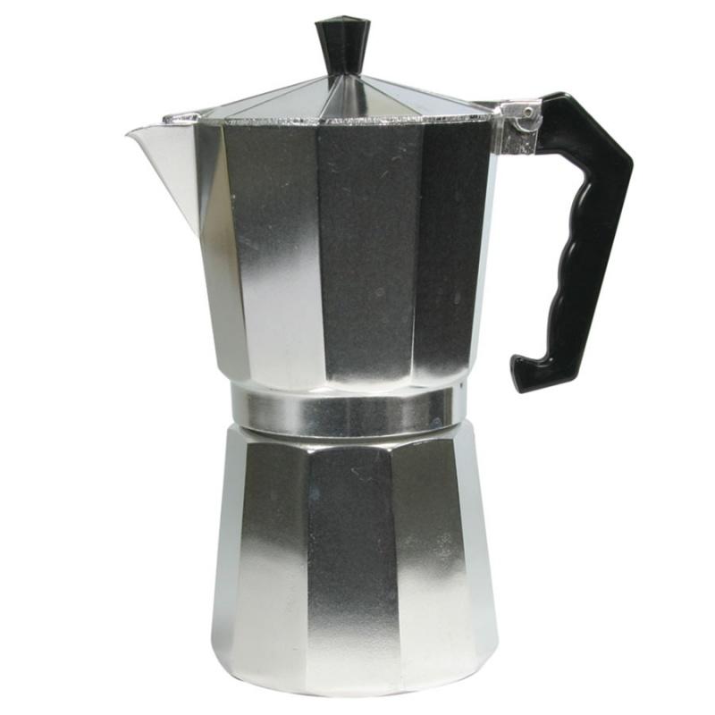 Aluminum Stove-top Espresso Maker
