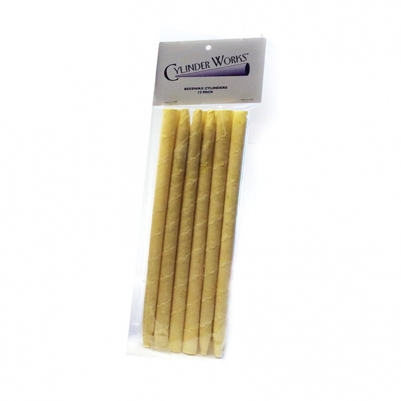 Cylinder Works Beeswax 12 Packs