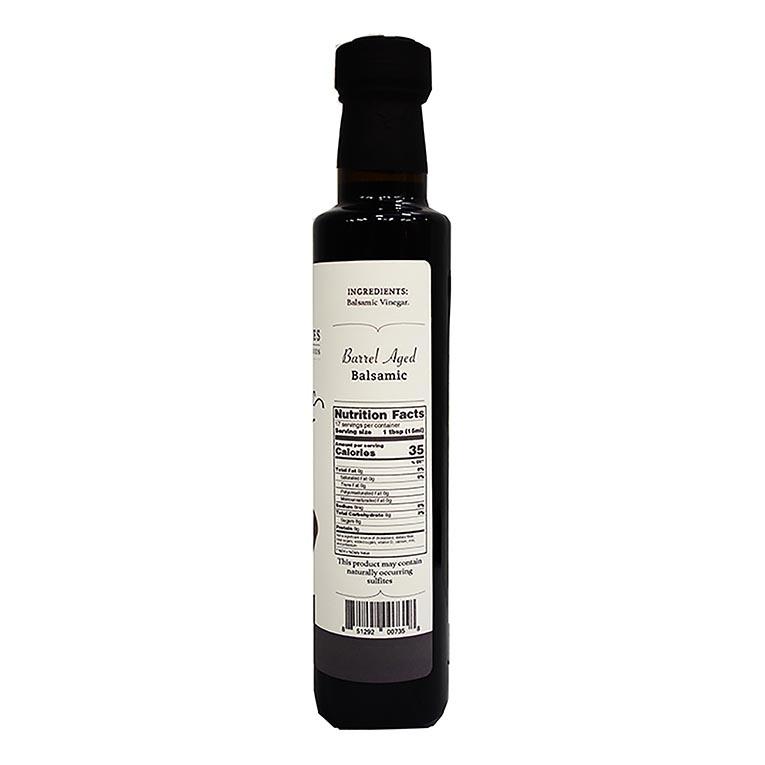 Sutter Buttes Traditional Barrel- Aged Balsamic Vinegar 8.5 Fl. Oz