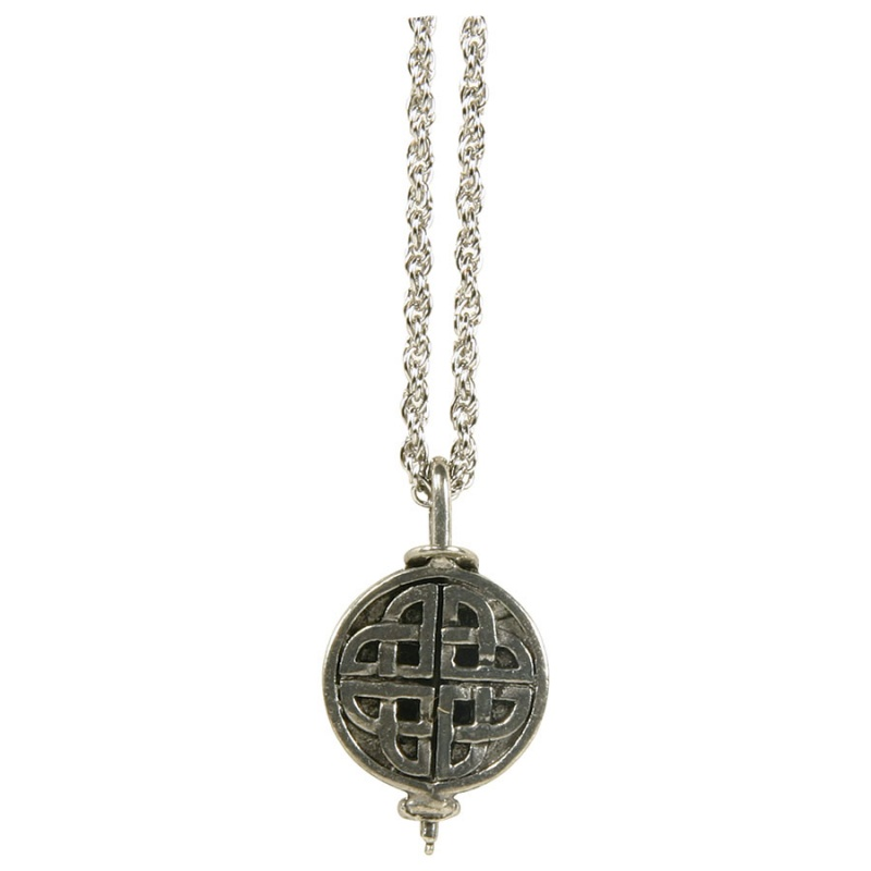 24 Celtic Knot Diffuser Necklace