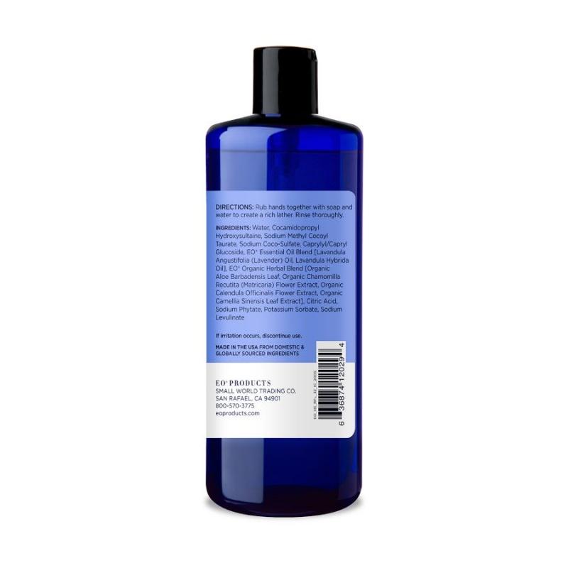 Eo French Lavender Liquid Hand Soap 32 Fl. Oz.