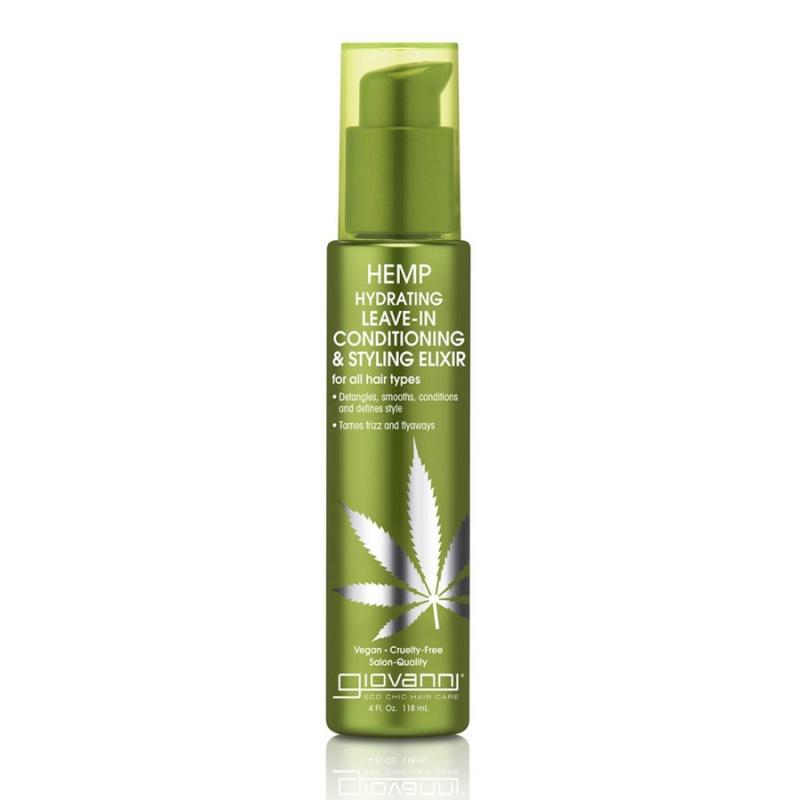 Hemp Hydrating Leave- In Conditioning & Styling Elixir