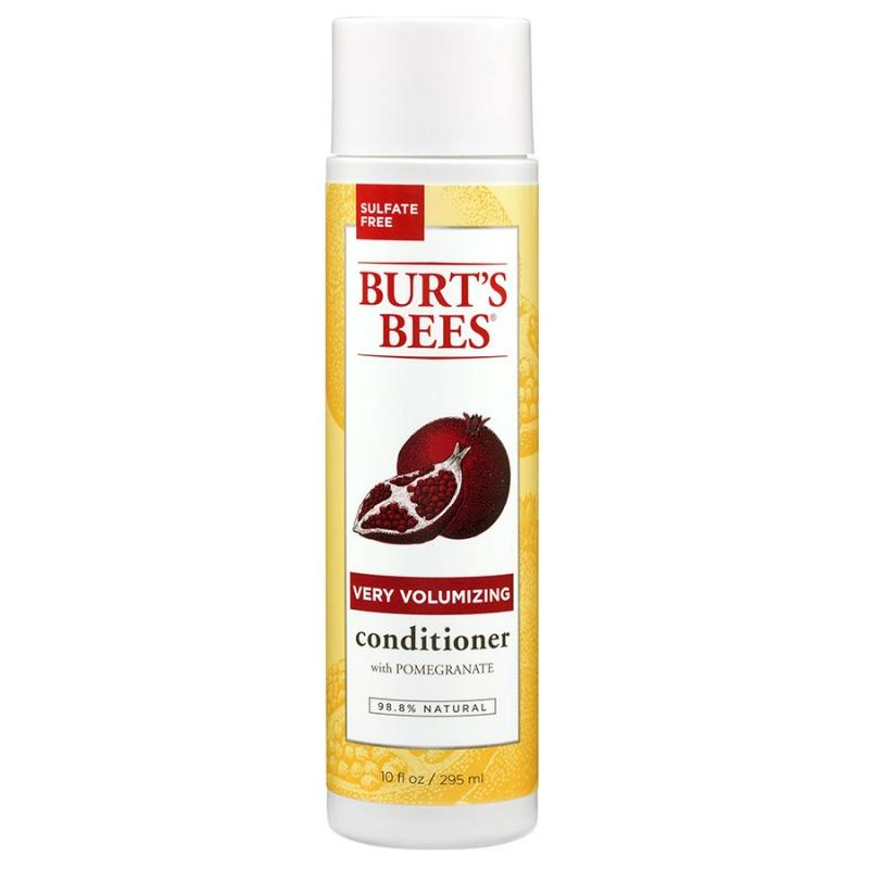 Burt's Bees Very Volumizing Pomegranate Conditioner 10 Fl. Oz