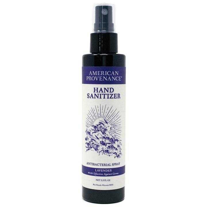 American Provenance Lavender Hand Sanitizer 3.3 Fl Oz