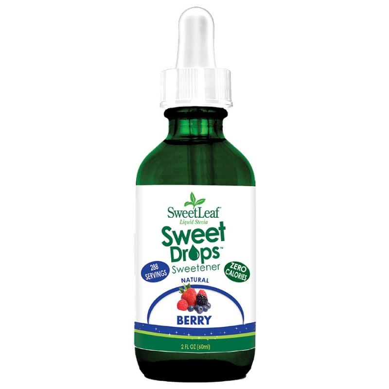 Sweetleaf Berry Sweet Drops 2 Fl. Oz.