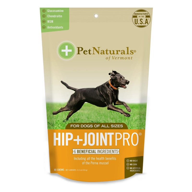 Pet Naturals For Dogs Hip & Joint P R O 60 Chews