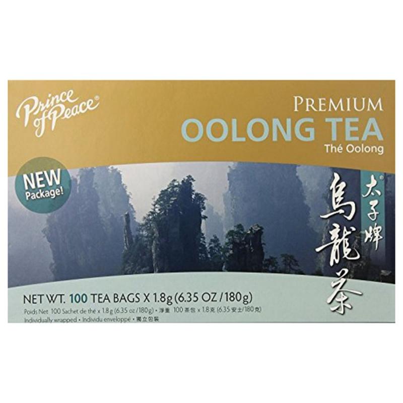 Prince Of Peace Premium Oolong Tea 100 Tea Bags