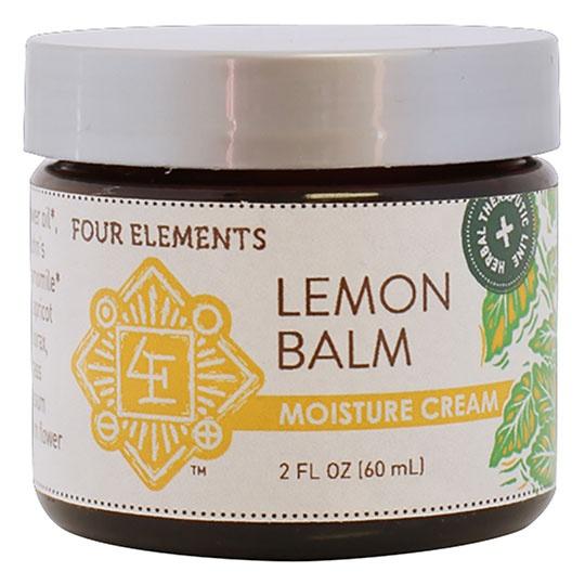 Four Elements Lemon Balm Moisture Cream 2 Fl. Oz.