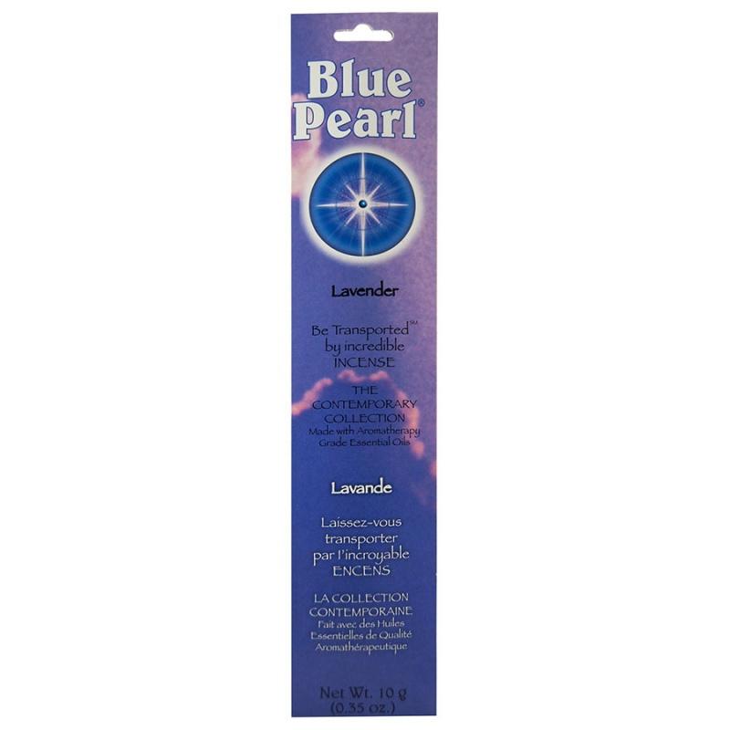 Blue Pearl Lavender Incense 10 Grams