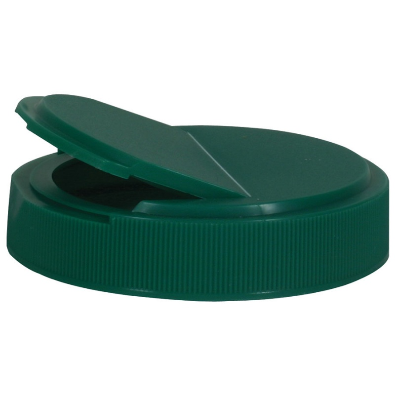 Green Pourable Lid For 32 Oz. & 30.5 Oz. Glass Jars 1 Gram