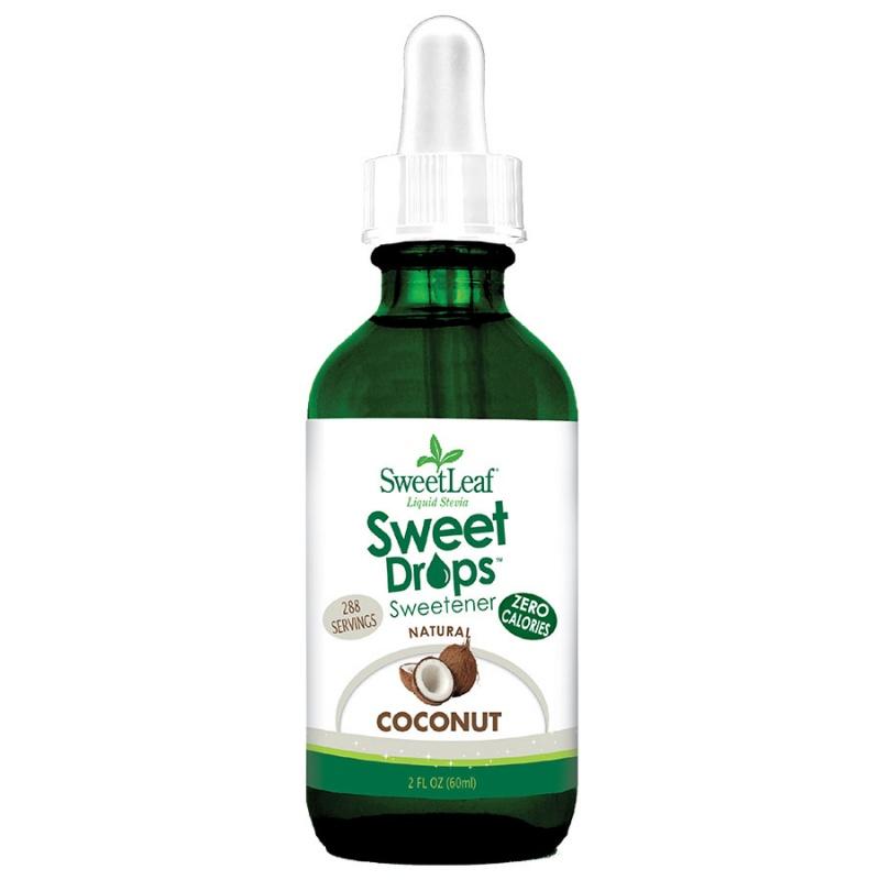 Sweetleaf Coconut Sweet Drops 2 Fl. Oz.