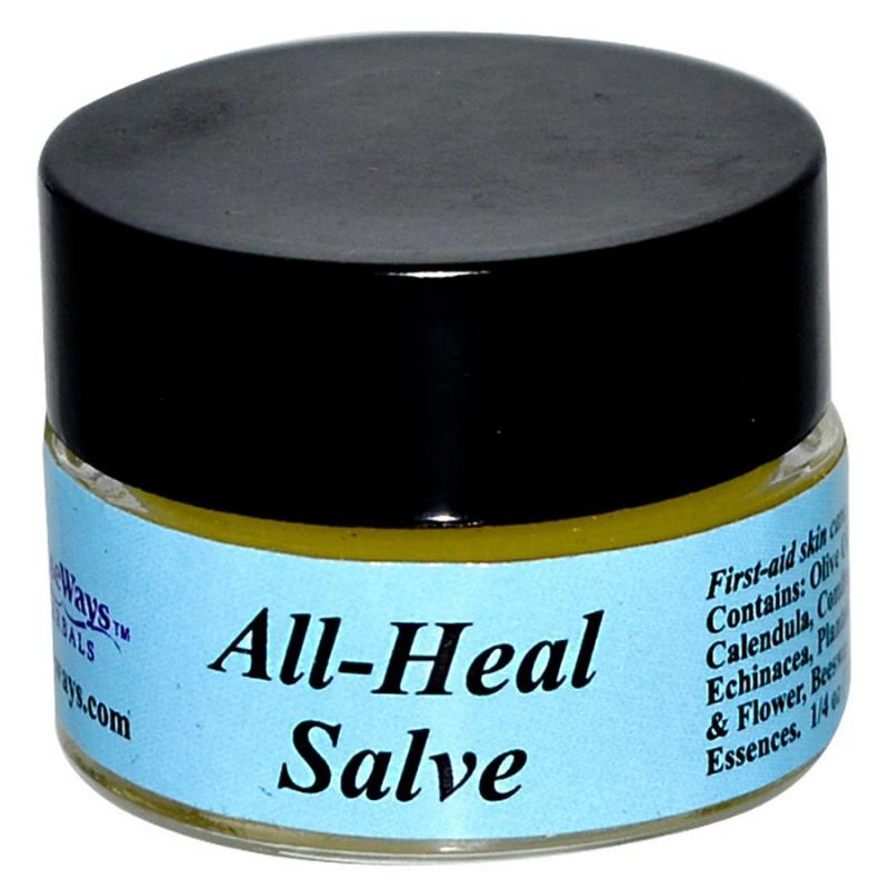 Wise Ways Herbals All Heal Salve 1 Oz