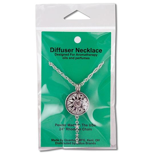 24 Celestial Diffuser Necklace
